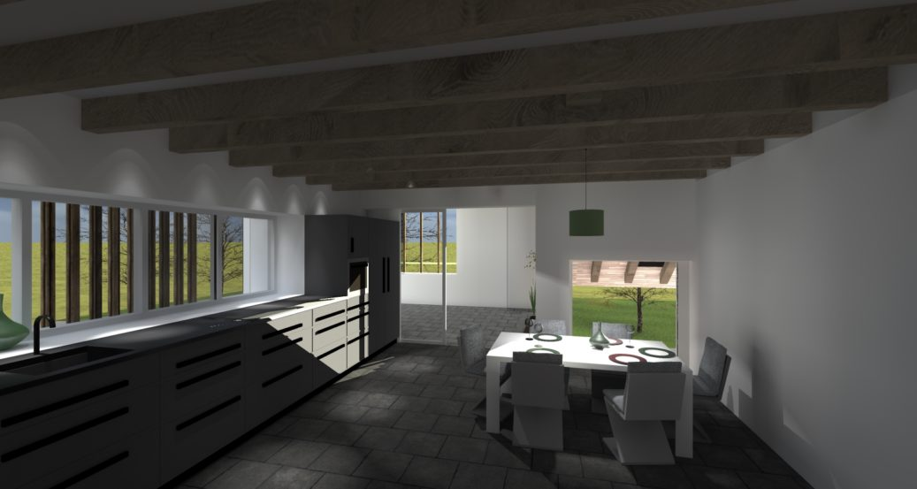 Appartement à vendre Villars-Tiercelin lot1